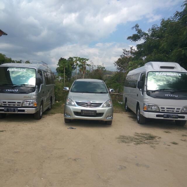 Rental/Sewa Mobil di Labuan Bajo dan Ende